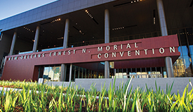 FETC Location - New Orleans Ernest N. Morial Convention Center
